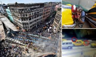 Shibaji roy died of excessive haemorrhage, aashna recovering. India's Kolkata flyover collapse kills scores with 150 feared trapped | Daily Mail Online