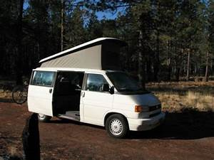 Sell Used 93 Vw Eurovan Westfalia Weekender  In Portland