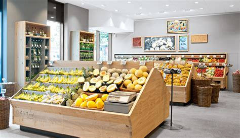 cuisine shop grocery store lighting led lighting for shops by trilux