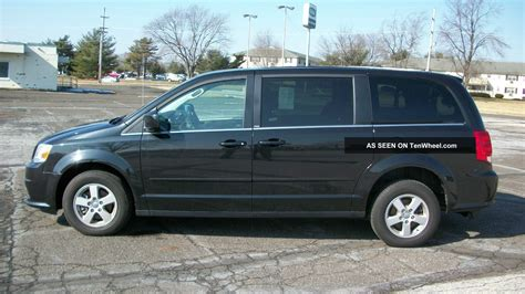 2012 Dodge Grand Caravan Crew by 2012 Dodge Grand Caravan Crew Wheelchair Handi Cap
