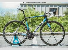 Pro Bike Vincenzo Nibali's Specialized SWorks Tarmac