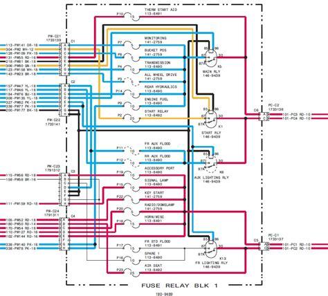 freightliner wiring diagrams manuals   truck