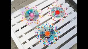 Basteln Winter Kindergarten : upcycling funkelnde cd blumen basteln mit kindern youtube ~ Eleganceandgraceweddings.com Haus und Dekorationen