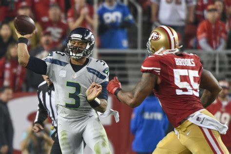 san francisco ers  seattle seahawks  prediction