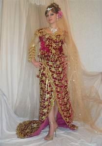 Robe Algérienne 2016 : robe traditionnelle alg rienne 2016 recherche google mode femme robe robe alg rienne et ~ Maxctalentgroup.com Avis de Voitures