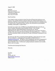 12 ways to write a letter of interest example for Sample cover letter of interest for employment