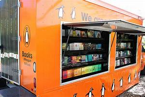 Penguin Book Truck  Mobile Bookstore To Hit The Road This Summer