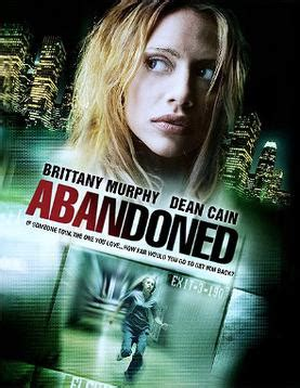 brittany murphy thriller movies abandoned 2010 film wikipedia