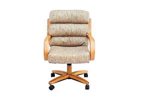 chromcraft furniture   swivel tilt caster dinette