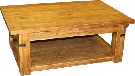 Table Within A Table by The Best Pine Coffee Tables
