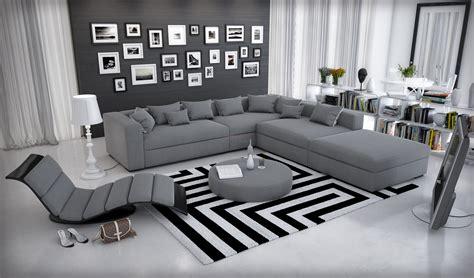 canape d angle moderne canapé d 39 angle cuir modulable design et moderne bolonia