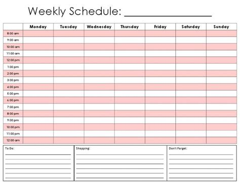 Daily Calendar Template Daily Calendar Calendar Template Excel