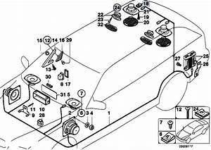 Original Parts For E34 525tds M51 Touring    Audio