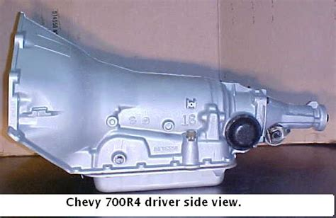 1987 Chevy 700r4 Transmission Part Diagram by Gm 700r4 Transmission