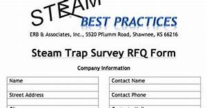 Erb Steam Solutions   Since 1975  Steam Trap Survey