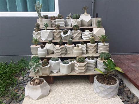 DIY ชั้นวางต้นไม้ง่าย ๆ ประหยัด ๆ วิธีทำกระถางต้นไม้ด้วย ...