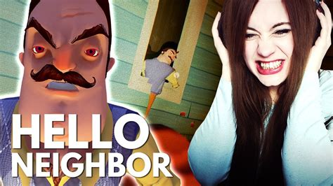 hello neighbor 04 bester bug let s play hello