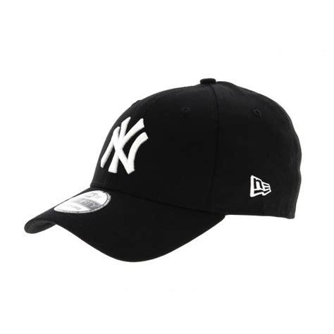 Casquette New York Casquette Baseball Homme Femme New Yo New Era Traclet 39thirtyleague Noir