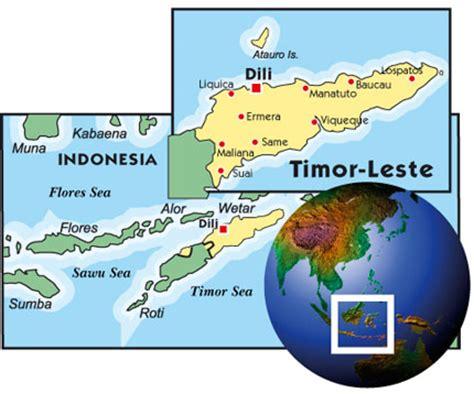 timor leste  internationalist