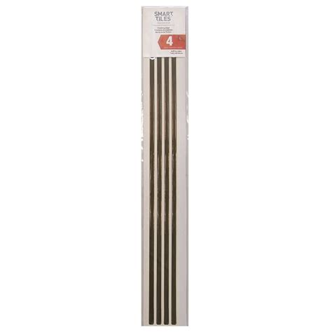 Smart Edge Peel & Stick Smart Tiles Backsplash Edge