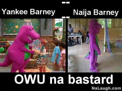 picture naija barney  yankee barney jokes  nigeria