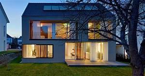 Haus Mit Büroanbau : einfamilienhaus mit loft im haus das haus ~ Markanthonyermac.com Haus und Dekorationen