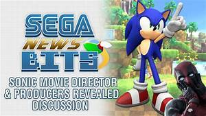 SEGA News Bits: Sonic movie director & producers revealed ...