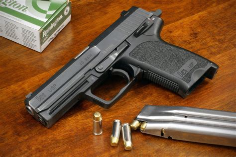 lifesizepotato shows   mm hk usp conversion  firearm blogthe firearm blog