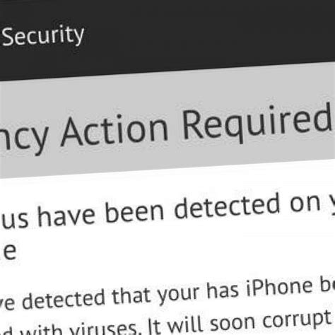 iphone message detected on iphone is it legit here s the detected on iphone is it legit here s the