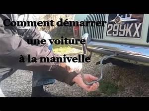 Comment Insonoriser Une Voiture : tuto comment d marrer une voiture la manivelle youtube ~ Medecine-chirurgie-esthetiques.com Avis de Voitures