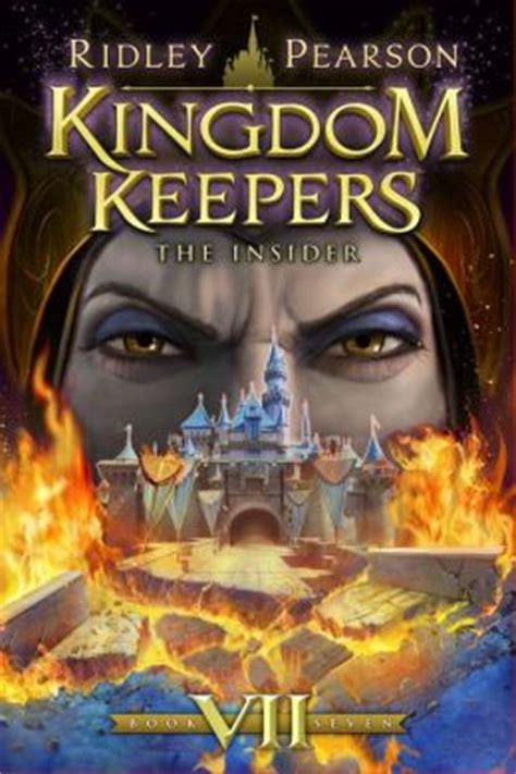 The Insider (kingdom Keepers Series #7) By Ridley Pearson