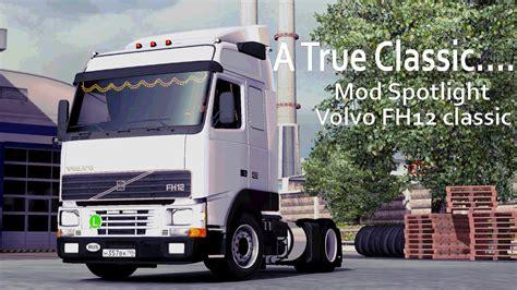 euro truck simulator  volvo fh classic mod