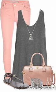 Outfits With Light Pink Shorts Casual Day Off Looks For Summer Season 2020 Fashiongum Com