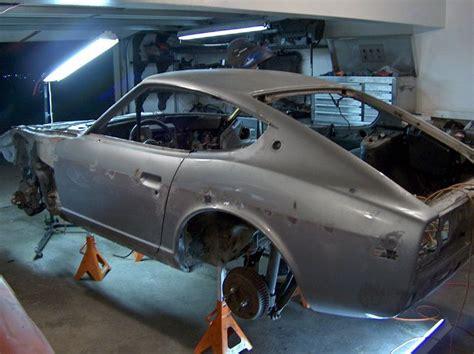 Datsun Z Car Restoration And