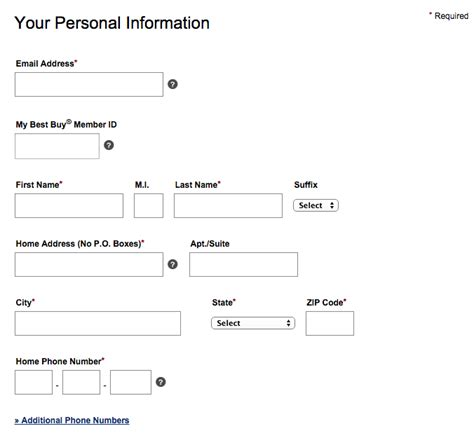 apply for a best buy credit card application form status how to apply for the best buy credit card