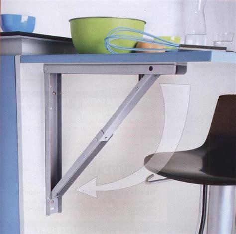 plan de travail rabattable cuisine les supports de table rabattables cuisines laurent