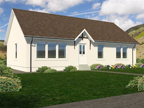 3 Bedroom Bungalow For Sale, Silvercraigs Macleod