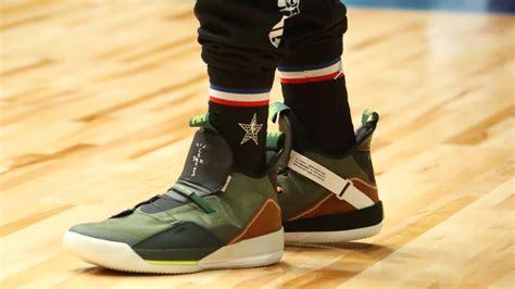 hottest sneaker sightings   nba  star