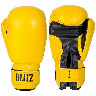 Boxing Gloves Glove Yellow Clipart Transparent Icon