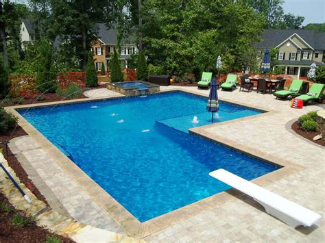 Inground Pools Cost  Cost Of Inground Pool  Walsall Home
