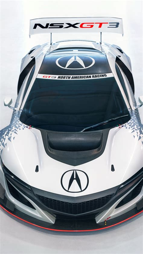 wallpaper acura nsx gt  nyias  cars bikes