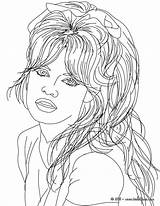 Coloring Brigitte Bardot Swift Taylor Coloriage Chanel Coco Icon Colorear Dessin Drawing Hellokids Colorier Singer French Coloriages Simple Ausmalen Zum sketch template