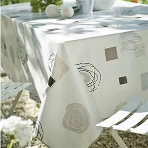 Nappe Enduite Au Mètre : nappe caligomme au m tre vrilissia protege table imprim ~ Teatrodelosmanantiales.com Idées de Décoration