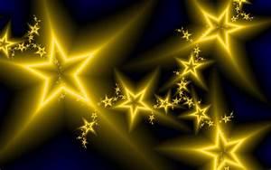 Blue Wallpaper with Stars - WallpaperSafari