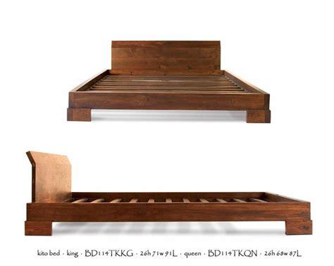 pin  platform beds