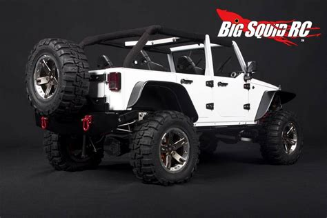 capo racing  jeep wrangler  big squid rc rc
