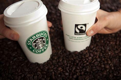 Starbucks à Base De 100% Certifiés Max Havelaar Outdoor Coffee Table And End Tables Habitat Concrete Diy Pop Up Plans Hamptons Modern Contemporary One Cup Maker With Reusable Filter