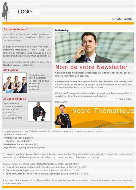outil communication la newsletter interne prevention