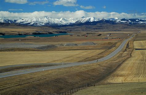 southern alberta foothills spring   part