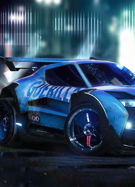 Hd Car Wallpaper 1080p League by Rocket League Car Artwork 840x1160 Resolution